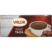 Valor chocolate taza de 300g.