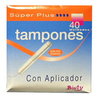 Biuty tampon super plus 40