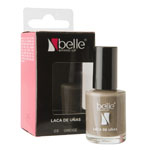 Belle laca uñas color greige 1u