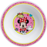 Minnie plato decorado hondo 19,5 cm