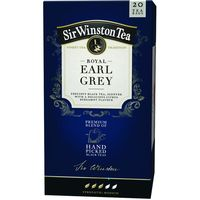 Royal te earl grey rfa sir winston tea 20 en sobre