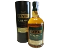 Dyc whisky single malt de 70cl.