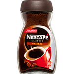 Nescafé classic natural cafe soluble de 100g. en bote