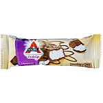 Advantage atkins barrita snacks coco chocolate envase de 35g.