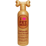 Pet head champú natural para perro con aloe vera y vitamias de 35,4cl. en bote