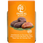 Indeal bonbon datil bañado en chocolate negro de 70g. en bote