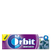 Orbit chicles arandanos sin azucar