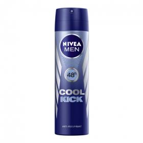 Nivea For Men hombre desodorante cool kick antitranspirante 48h de 20cl. en spray