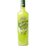 Rives licor concentrado kiwi tropic sin alcohol de 1l. en botella