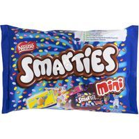 Smarties grageas chocolate mini de 216g. en bolsa