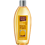 Natural Honey aceite corporal elixir argan con omega3 6 9 de 30cl. en bote