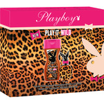 Playboy play it wild eau toilette femenina shower gel 2 de 50ml. en bote
