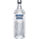 Absolut vodka sueco edicion limitada de 1,75l. en botella