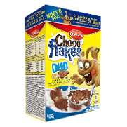Choco Flakes galletas chocoflakes duo de 450g.
