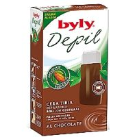 Byly cera roll on chocolate de 12,5cl.