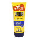 Giorgi line gel fijador perfect fix 24 hrs extrafuerte tubo de 16,5cl.