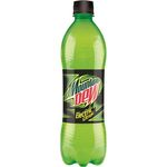 Mountain Dew refresco citrus de 50cl.