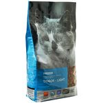 Eroski comida gato senior light de 1,5kg.
