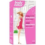 Body Natur crema decolorante cara cuello de 10cl.
