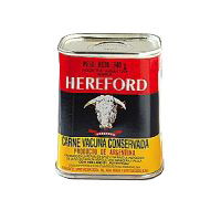 Corned Beef hereford de 340g. en lata