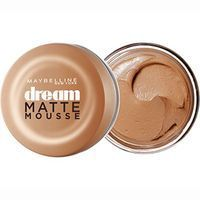 Maybelline dream mat mousse 50
