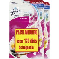 Glade ambientador relax zen g by brise discreet ades 2