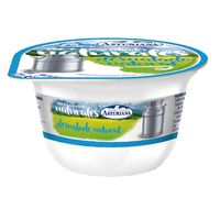 Yogur desnatado natural clas de 125g.