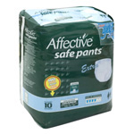 Affective Advanced pañal adulto talla grande 10