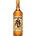 Capitan Morgan captain morgan spiced gol bebida original volumen de alcóhol 35 37º de 1l. en botella