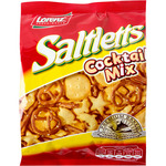 Lorenz saltletts satletts cocktail mix galletas saladas de 180g. en bolsa