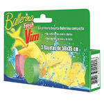 Ballerina vim fresh colores blister 3