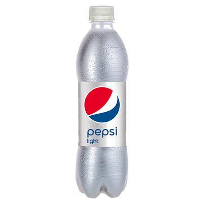 Pepsi refresco cola light sin azucares de 50cl.