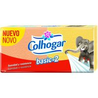 Colhogar servilletas color 120