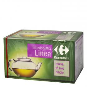 Carrefour infusion mix linea 20