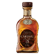 Cardhu single malt scotch whisky de 70cl.