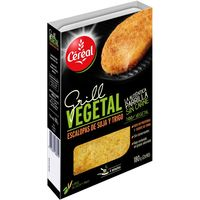 Escalopes sojatrigo cereal180g