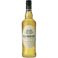 Glen Grant whisky malta de 70cl. en botella