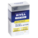Nivea for men hombre balsamo after shave revitalizante doble accion de 10cl. en caja