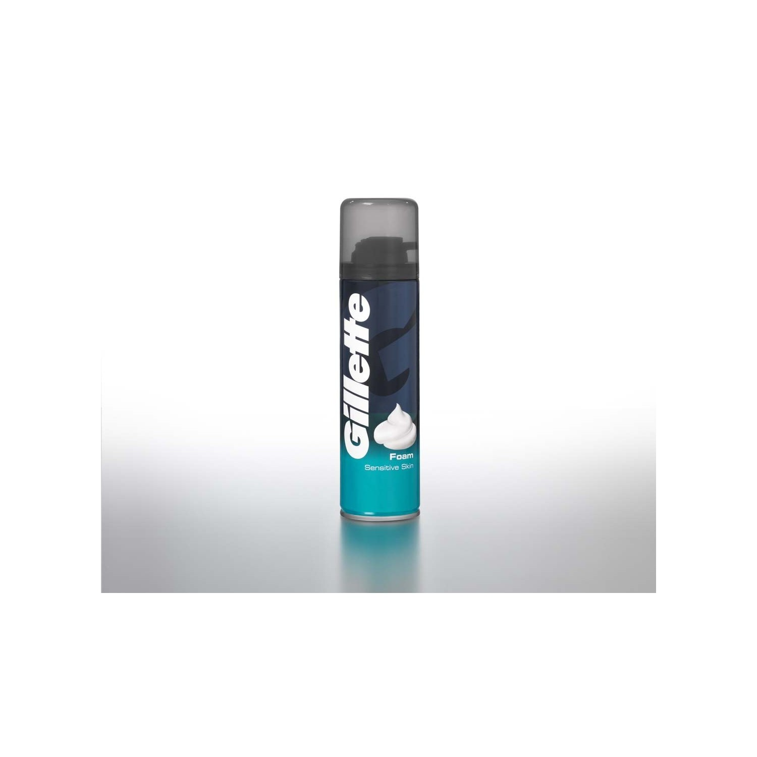 Gillette espuma pieles sensibles de 20cl. en spray