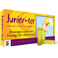 Complemento alimenticio junior jelly nutranatur 20