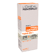 L'oreal Men after shave crema hidratante hydra energetic pieles normales expert de 75ml.