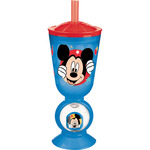 Mickey mouse vaso figura de 22,5cl.