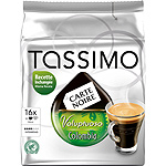 Tassimo carte noir cafe long delicat voluptuoso colombia intensidad 4 estuche 16 de 110g.