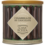 Casa Eceiza cigarrillos chocolate de 200g.