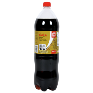 Dia refresco cola light sin cafeina de 2l. en botella