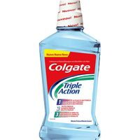 Colgate enjuague triple accion de 50cl.