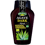 Naturgreen sirope agave dark envase de 36cl.
