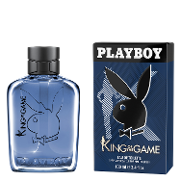 Playboy colonia king of the game hombre de 10cl.
