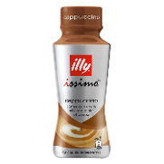Illy cafe cappuccino issimo de 25cl.