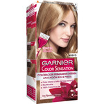 Color Sensation garnier tinte rubio nº 7 0 coloracion permanente intensa pincel gratis en caja